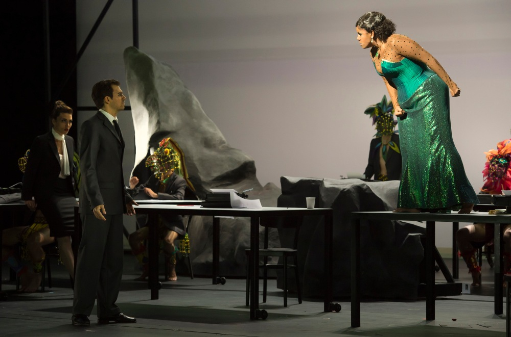 Theater Basel: Alcina